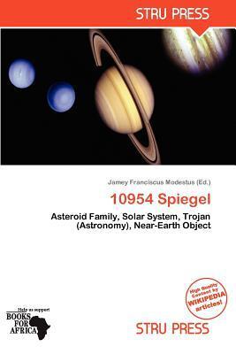 10954 Spiegel written by Jamey Franciscus Modestus