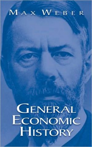 General Economic History book written by Max Weber