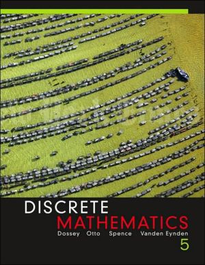 Discrete Mathematics book written by John A. Dossey