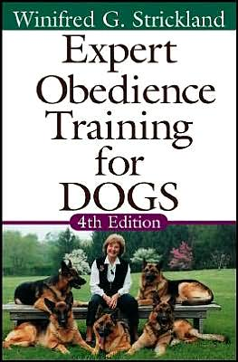 Expert Obedience Training For Dogs book written by Winifred Gibson Strickland