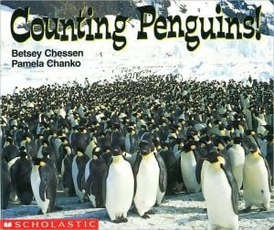 Counting Penguins book written by Scholastic Books