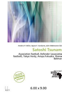 Satoshi Tsunami written by Frederic P. Miller