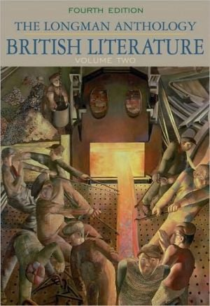 The Longman Anthology of British Literature, Volume II book written by Kevin J. H. Dettmar