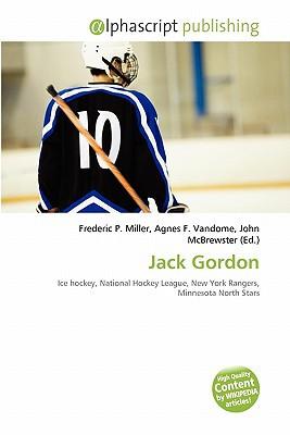Jack Gordon written by Frederic P. Miller