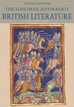 The Longman Anthology of British Literature, Volume I: The Middle Ages through The Eighteenth Century written by Kevin J. H. Dettmar