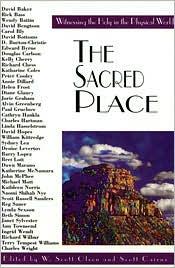 The sacred place book written by W. Scott Olsen,  Scott Cairns