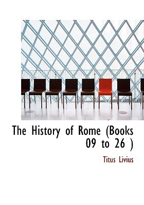 History of Rome written by Titus Livius