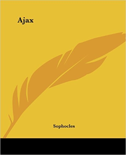 Ajax book written by Sophocles