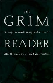 The Grim Reader book written by Maura Spiegel