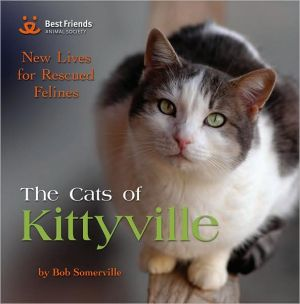 The Cats of Kittyville: New Lives for Rescued Felines book written by Bob Somerville