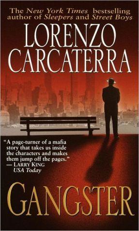 Gangster book written by Lorenzo Carcaterra