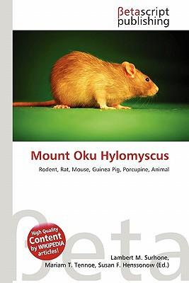 Mount Oku Hylomyscus written by Lambert M. Surhone