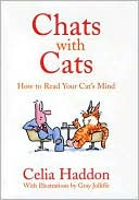 Chats with Cats book written by Celia Haddon