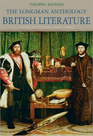 The Longman Anthology of British Literature, Volume 1B: The Early Modern Period written by Kevin J. H. Dettmar