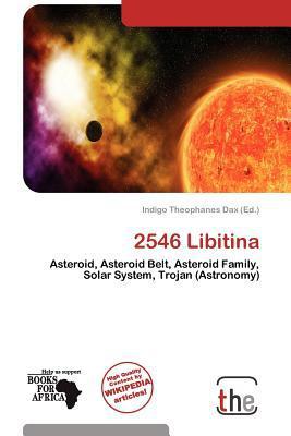 2546 Libitina written by Indigo Theophanes Dax