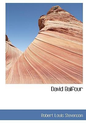 David Balfour book written by Stevenson, Robert Louis