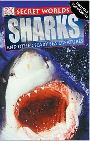Sharks book written by Simon Adams, Dorling Kindersley Publishing Staff, Miranda MacQuitty