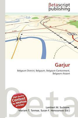 Garjur written by Lambert M. Surhone