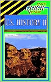 CliffsQuickReview U.S. History II book written by Abraham Hoffman