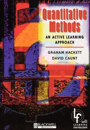 Quantitative Methods book written by David Caunt