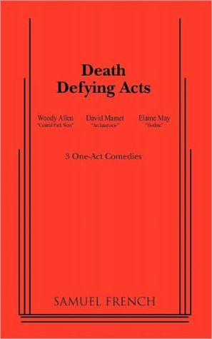 Death Defying Acts book written by Woody Allen