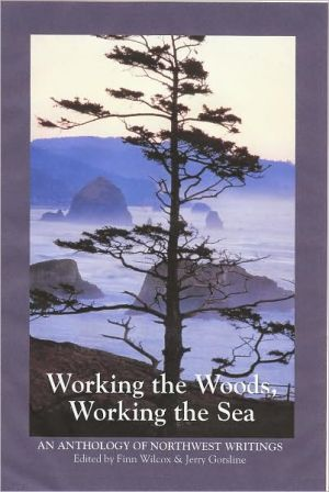 working the woods, working the sea book written by Finn Wilcox
