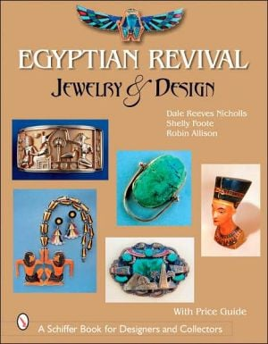 Egyptian Revival Jewelry and Design book written by Dale Reeves Nicholls