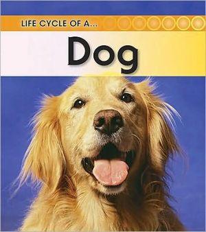 Dog book written by Angela Royston