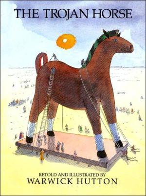 The Trojan horse book written by Hutton