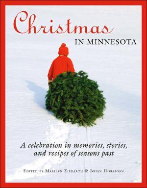 Christmas in Minnesota book written by Marilyn Ziebarth