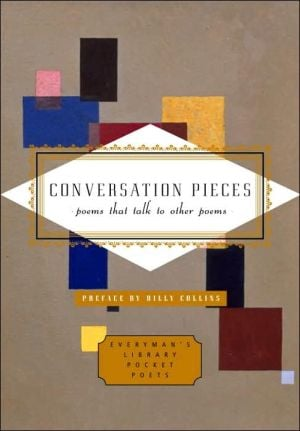 Conversation Pieces: Poems That Talk to Other Poems book written by Harold Schechter