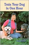 Train Your Dog in One Hour book written by Sandy Butler