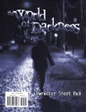 World of Darkness: Character Sheet Pad book written by White Wolf Games Studio
