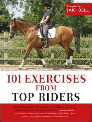 Xercises from Top Riders book written by Bell Bell
