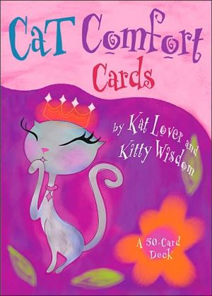 Cat Comfort Cards book written by Kat Lover