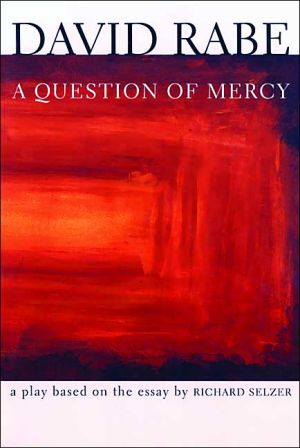 Question of Mercy: A Play book written by David Rabe