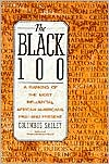 The Black 100 book written by Columbus Salley