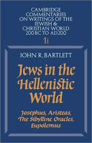 Jews In The Hellenistic World written by John R. Bartlett