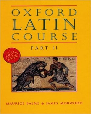 Oxford Latin Course book written by Maurice Balme