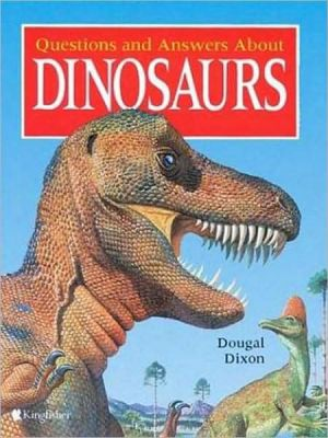 Questions and Answers about Dinosaurs book written by Dougal Dixon