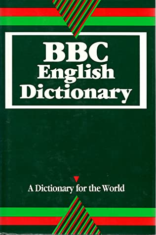 BBC English dictionary written by