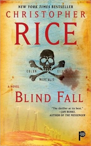 Blind Fall book written by Christopher Rice