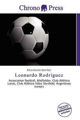 Leonardo Rodr Guez written by Pollux Variste Kjeld