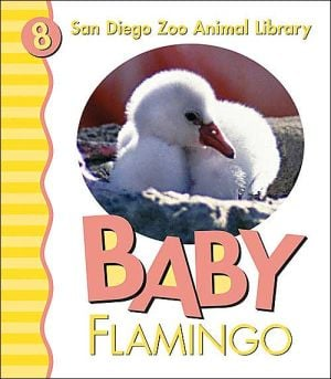 Baby Flamingo (San Diego Zoo Animal Library Series), Vol. 8 written by Patricia Pingry
