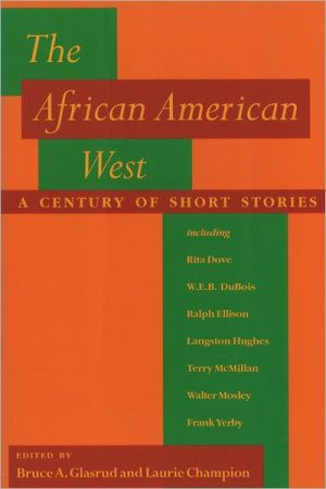 African American West: A Century of Short Stories book written by Bruce A. Glasrud