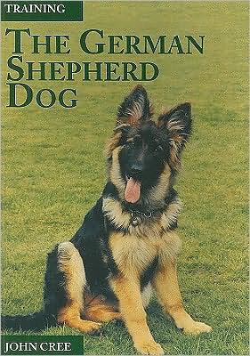 Training the German Shepherd Dog book written by John Cree