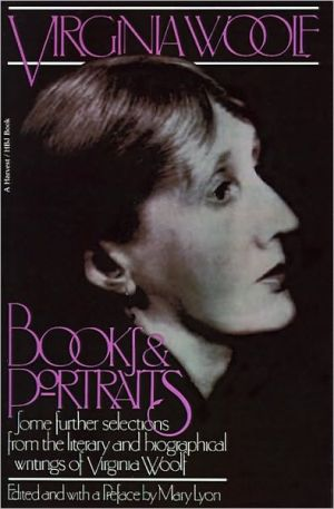 Books And Portraits book written by Mary Lyon