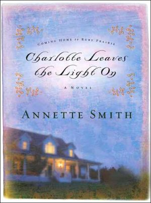 Charlotte Leaves the Light on book written by Smith