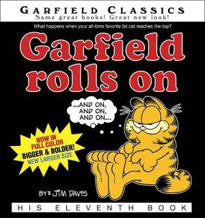 Garfield Rolls On (Garfield Classics, Book 11) book written by Jim Davis