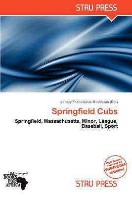 Springfield Cubs written by Jamey Franciscus Modestus